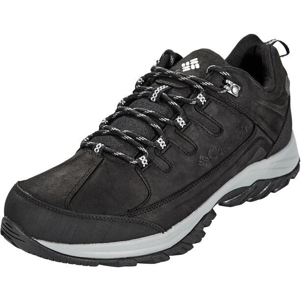 Columbia Terrebonne II Outdry Shoes Herren black/steam