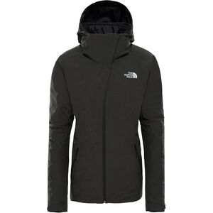 The North Face Inlux Triclimate Jacket Damen tnf black heather/tnf black tnf black heather/tnf black
