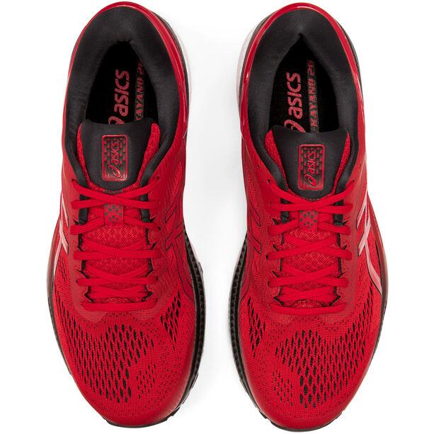 asics Gel-Kayano 26 Shoes Men speed red/black