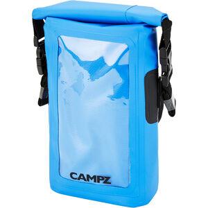 CAMPZ Dry Bag 2,5l blau blau
