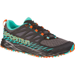 La Sportiva Lycan Running Shoes Damen black/aqua black/aqua