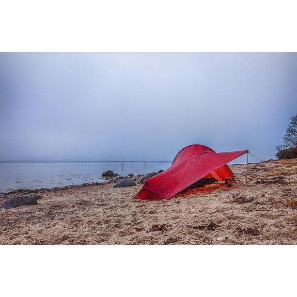 Nordisk Lofoten 1 Zelt burnt red