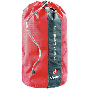 Deuter Pack Sack 3 fire fire
