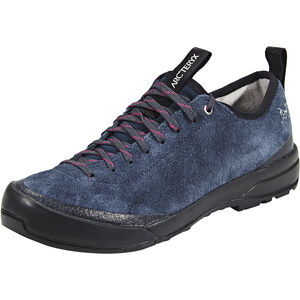 Arc'teryx Acrux SL Leather Approach Shoes Damen Blue Nights/Orion Blue Nights/Orion