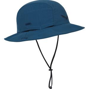 SALEWA Puez Sun Prot Brimmed Hat poseidon poseidon