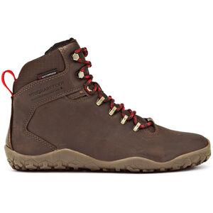 Vivobarefoot Tracker FG Leather Shoes Damen dark brown dark brown