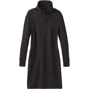 Prana Sunrise Kleid Damen black black