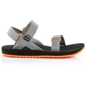 SOURCE Urban Sandals Herren gray/orange gray/orange