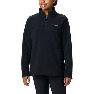 Columbia Canyon Point Sherpa Pullover Damen black black