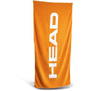 Head Sport Cotton Logo Towel orange orange