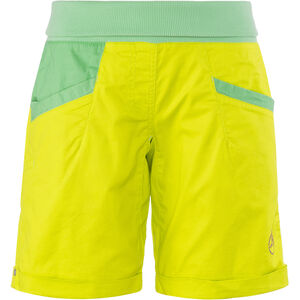 La Sportiva Ramp Shorts Damen apple green/jade green apple green/jade green