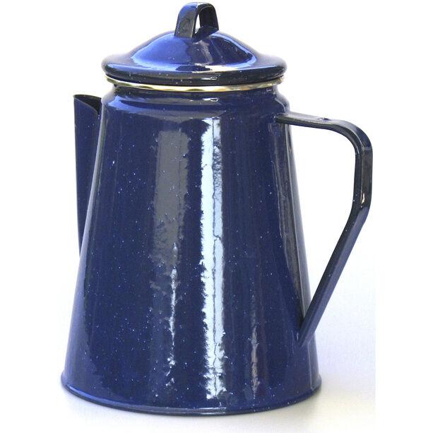Relags Ersatzdeckel für Emaille Kaffeekanne 1,8l blau