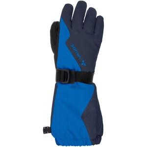 VAUDE Snow Cup Gloves Kinder radiate blue radiate blue