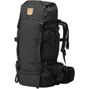 Fjällräven Kajka 75 Backpack black black