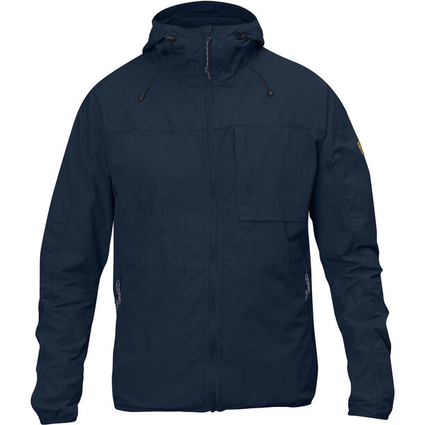 Fjällräven High Coast Wind Jacket Herren navy