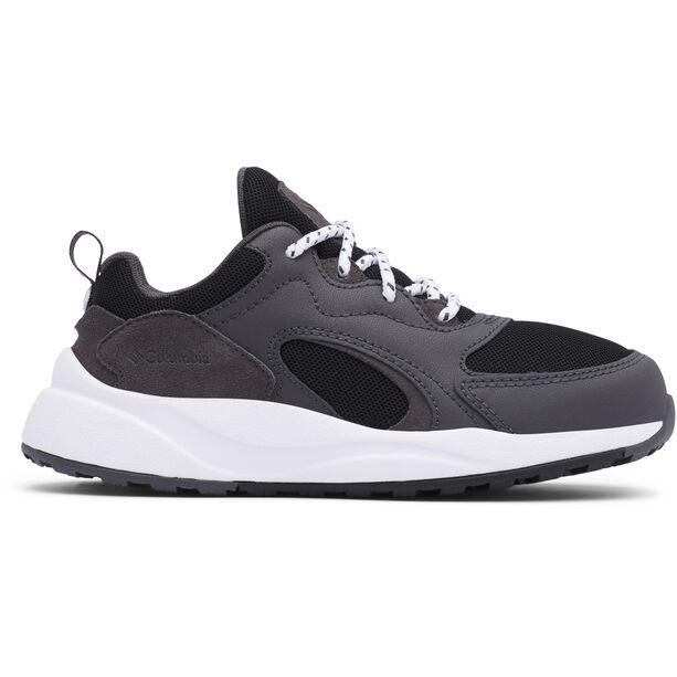 Columbia Pivot Schuhe Kinder black/white