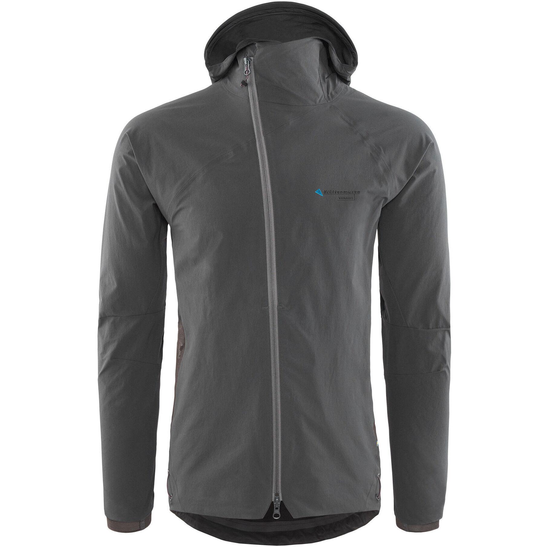 Klattermusen Mens Njorun Fleece Jacket (Rock Grey