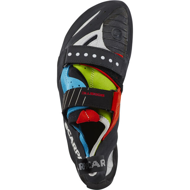Scarpa Boostic Climbing Shoes parrot