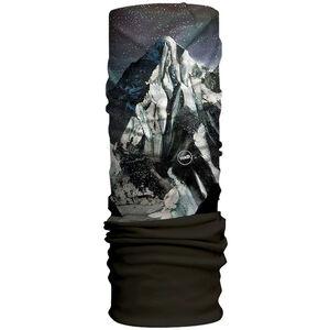 HAD Original Fleece Tube Scarf k2 night - black fleece k2 night - black fleece