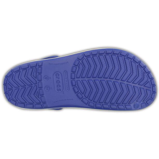 Crocs Crocband Clogs cerulean blue/oyster