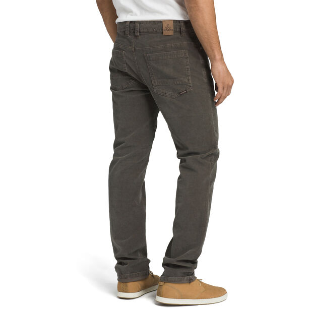 Prana Sustainer Hose Herren scorched brown