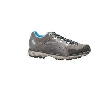 Hanwag Saldana ES Low-Cut Schuhe Damen asphalt/ocean asphalt/ocean