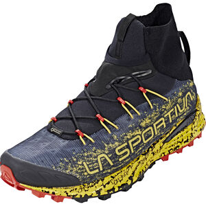 La Sportiva Uragano GTX Running Shoes Herren black/yellow black/yellow