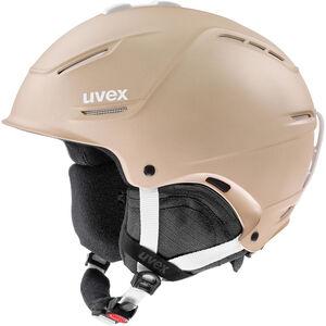 UVEX P1Us 2.0 Helmet prosecco met mat prosecco met mat