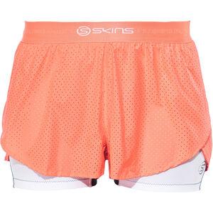 Skins DNAmic Superpose Shorts Damen cerulean cerulean