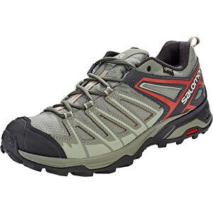 Salomon X Ultra 3 Prime GTX Shoes Herren castor gray/shadow/bossa nova castor gray/shadow/bossa nova