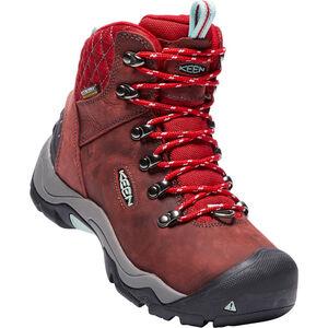 Keen Revel III Shoes Damen racing red/eggshell