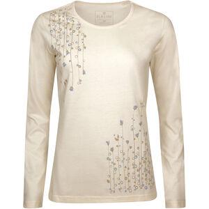 Elkline Dots Langarm-Shirt Damen creme creme