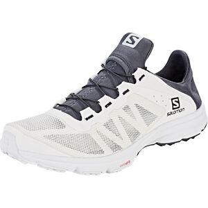 Salomon Amphib Bold Shoes Damen white/white/ebony white/white/ebony