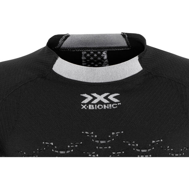 X-Bionic The Trick G2 Run Shirt SS Damen black melange