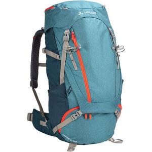 VAUDE Asymmetric 48+8 Backpack Damen blue sapphire blue sapphire