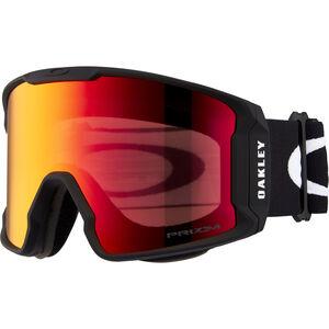 Oakley Line Miner Snow Goggles Herren matte black/w prizm torch iridium matte black/w prizm torch iridium