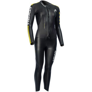 Head Swimrun Race Neoprene Suit Damen gold gold