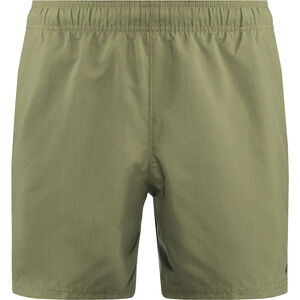 "Nike Swim Solid Lap 5"" Volley Shorts Herren medium olive medium olive"