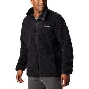 Columbia Winter Pass Full Zip Fleece Jacke Herren black black