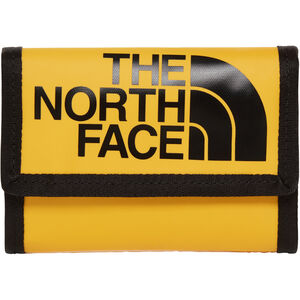 The North Face Base Camp Wallet tnf yellow/tnf black tnf yellow/tnf black