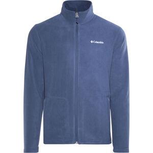 Columbia Fast Trek Light Full-Zip Fleece Jacket Herren carbon carbon