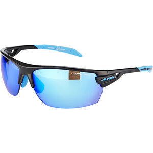 Alpina Tri-Scray Brille black-cyan black-cyan