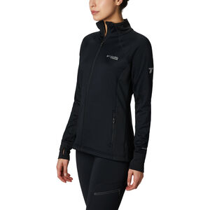 Columbia Mount Defiance Fleecejacke Damen black black