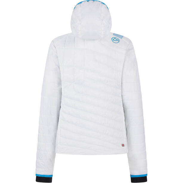 La Sportiva Misty Primaloft Jacke Damen white