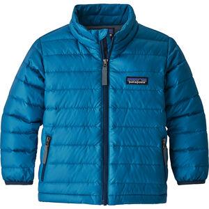 Patagonia Baby Down Sweater Kinder balkan blue balkan blue