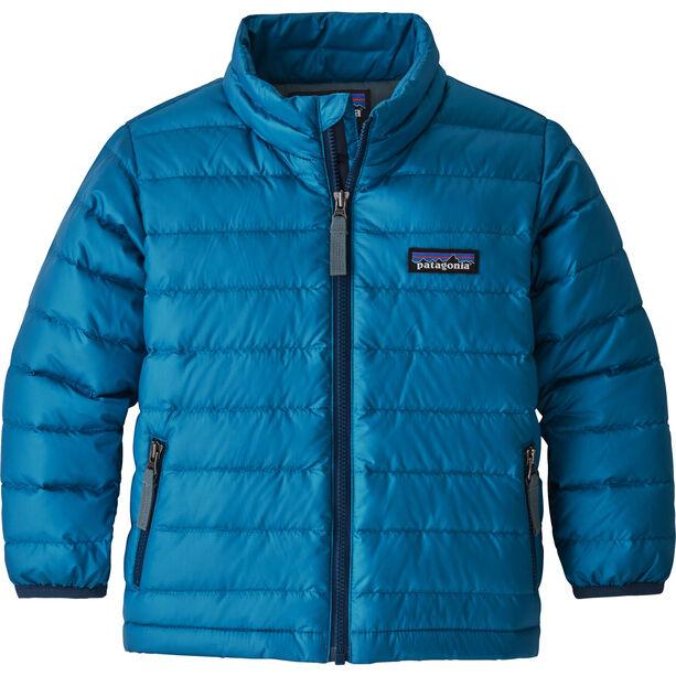 Patagonia Baby Down Sweater Kinder balkan blue