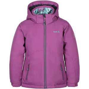 Kamik Maeve Solid Jacket Mädchen berry berry