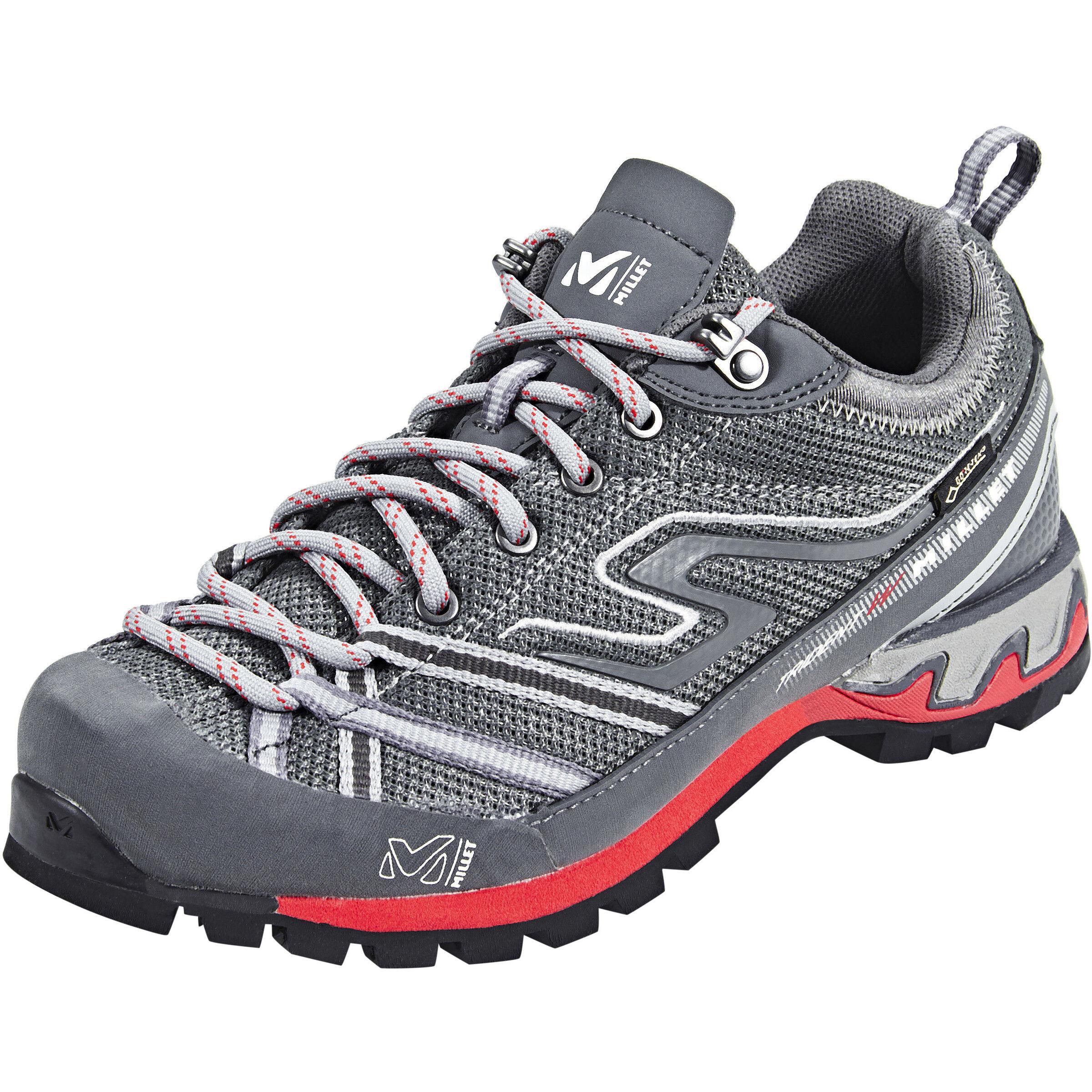 Millet Trident GTX Shoes Damen hibiscusheather grey