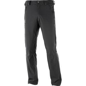 Salomon Wayfarer Straight LT Pants Herren black