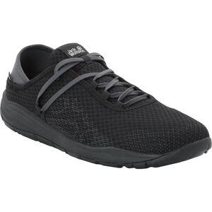 Jack Wolfskin Seven Wonders Packer Low Shoes Herren black black